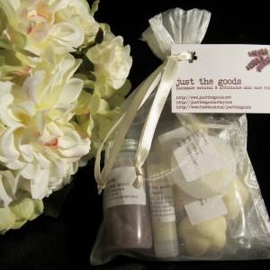 Just The Goods - Mini Spa Kit