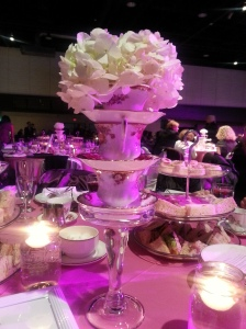 The centrepieces